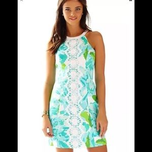 Lilly Pulitzer Pearl  Shift First Impression Dress